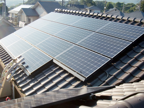 光市 T様邸 太陽光発電サムネイル